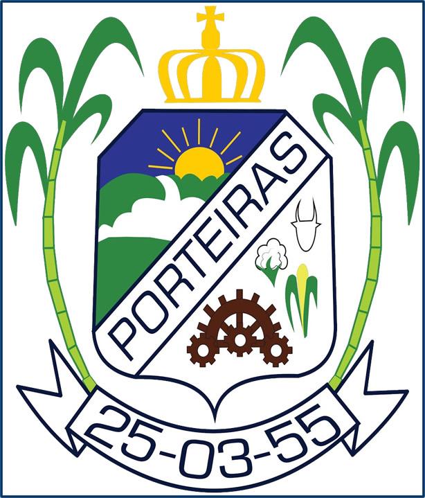 Bandeira Porteiras Ceará