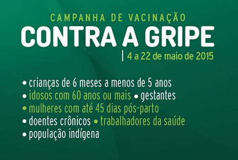CAMPANHA GRIPE