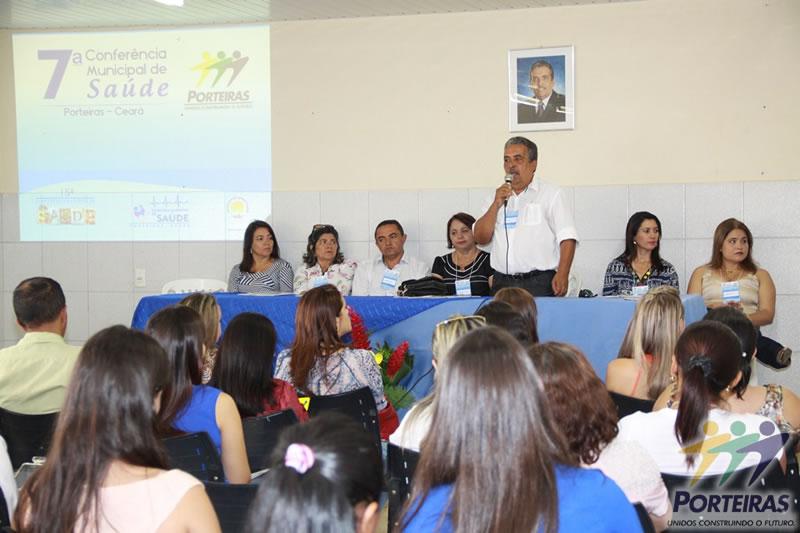 7ª Conferencia Municipal de Saúde