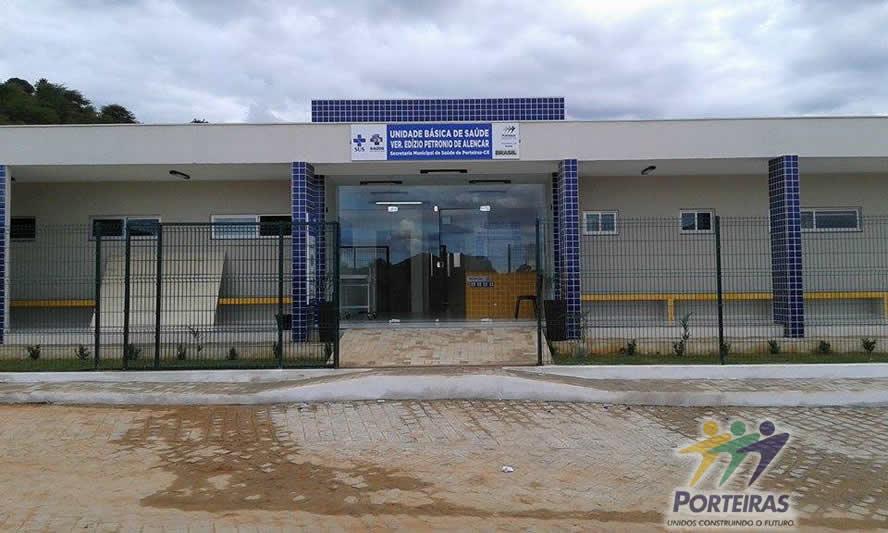Inauguração do Posto de Saúde