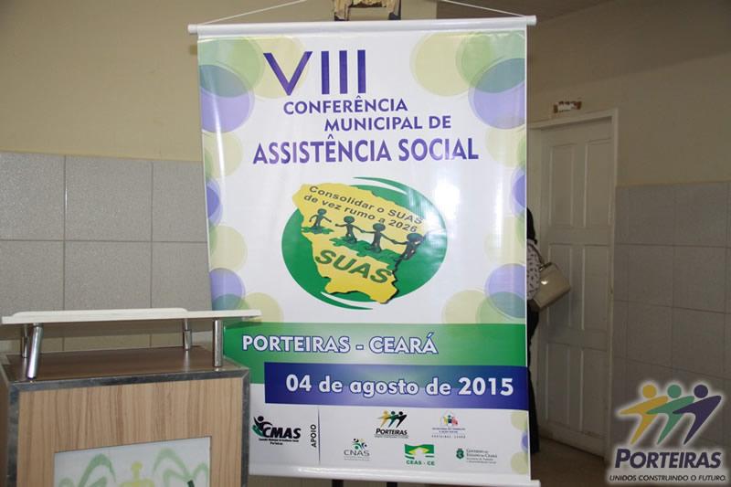 8ª Conferência de Assistência Social