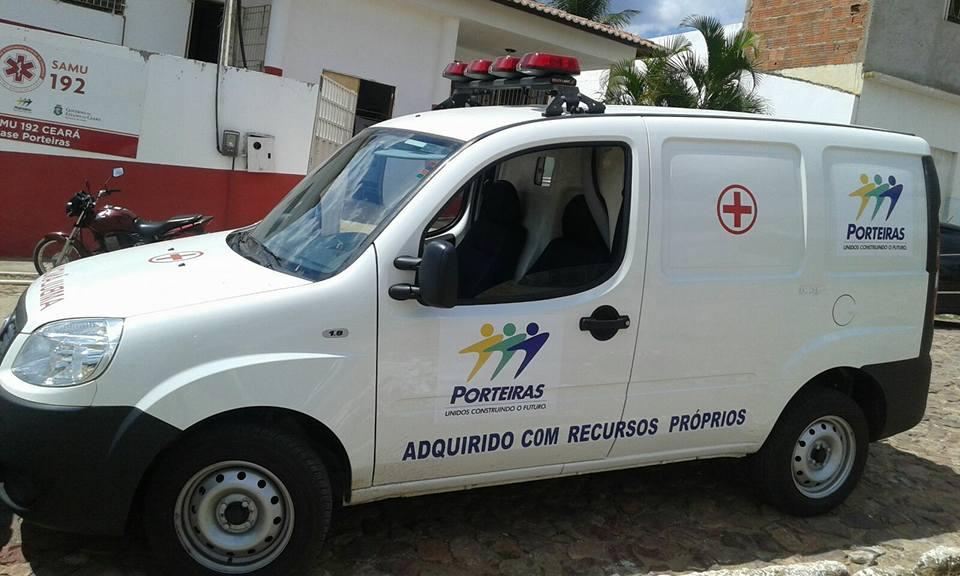 AmbulanciaPorteiras