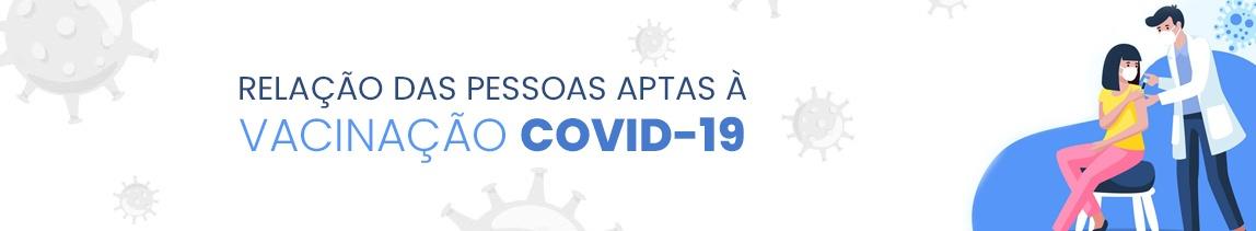 Relação Vacinação Covid-19